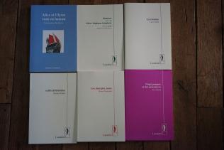 des livres lanskine