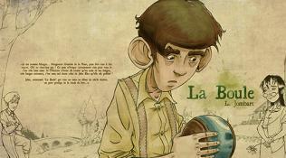 La Boule, de Loïc Jombart