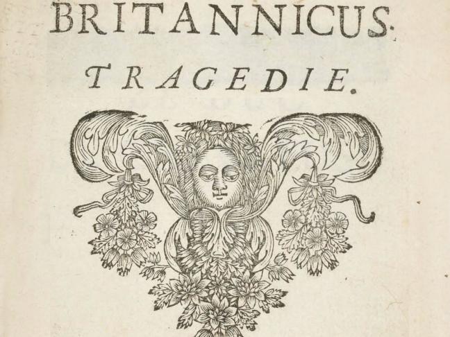 Dire Racine : Britannicus