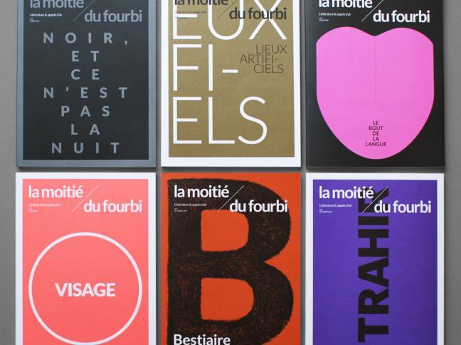 Sylvain Prudhomme, auteur associé du Grand R, invite la revue La Moitié du fourbi