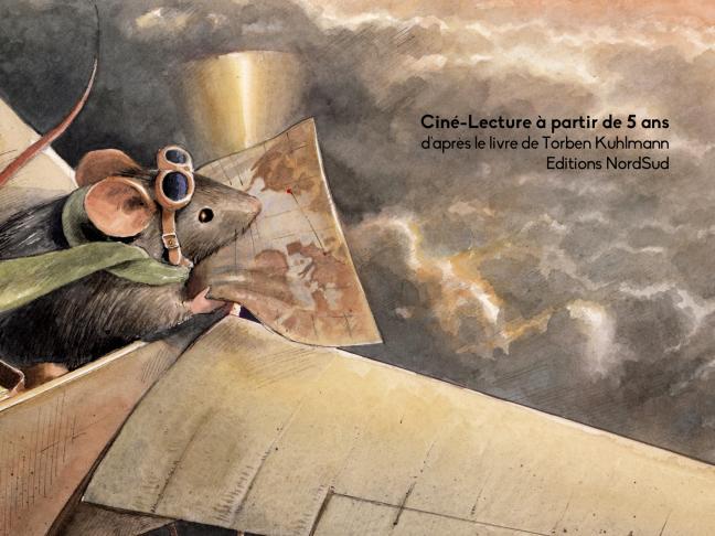 "Spectacle Ciné-lecture ""Lindbergh"""
