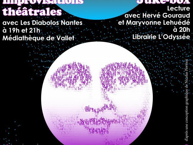 """Nuit de la lecture au """"parfum seventies"""""""