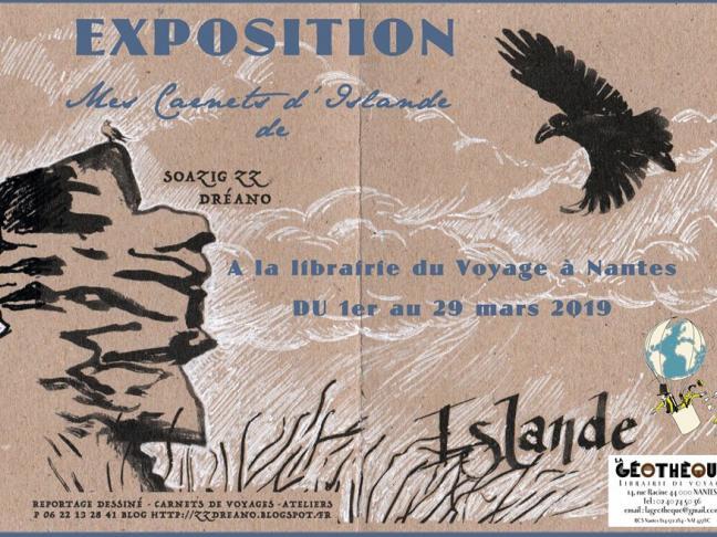 Exposition : le cabinet de curiosités de Soazig Dréano