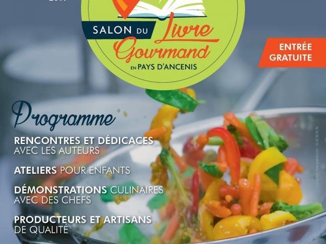 Salon du livre gourmand en pays d 39 ancenis 2e dition - Salon du livre gourmand ...