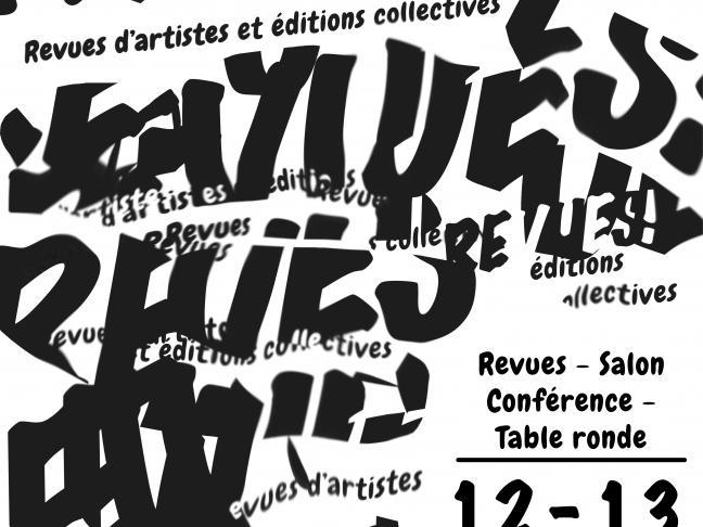 Revues ! Revues d'artistes et éditions collectives