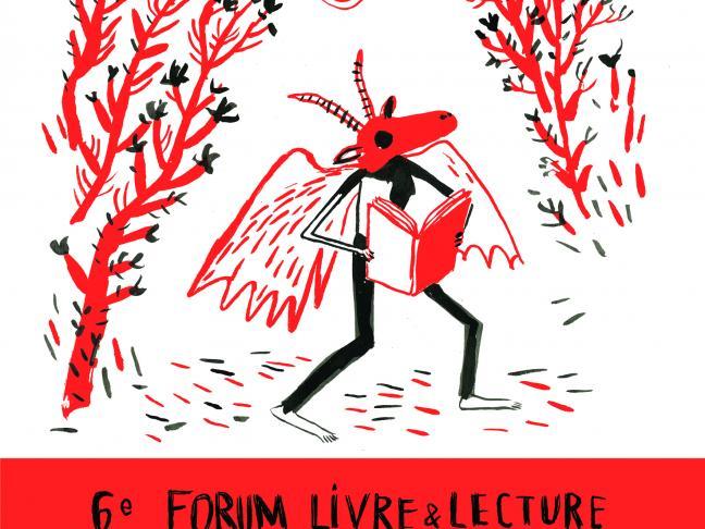 6e Forum Livre et lecture de Mobilis [ANNULÉ]