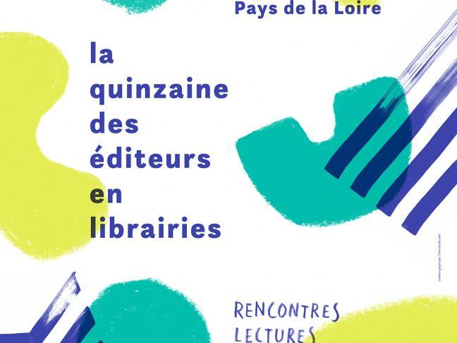 Quinzaine des éditeurs en librairies
