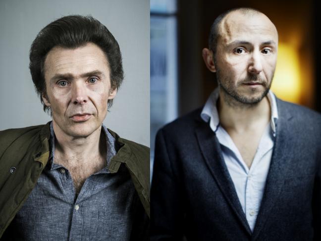 Rencontre avec Dimitri Bortnikov et Alexandre Civico