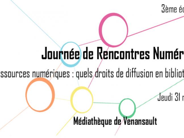 Journée de rencontres numériques - Venansault
