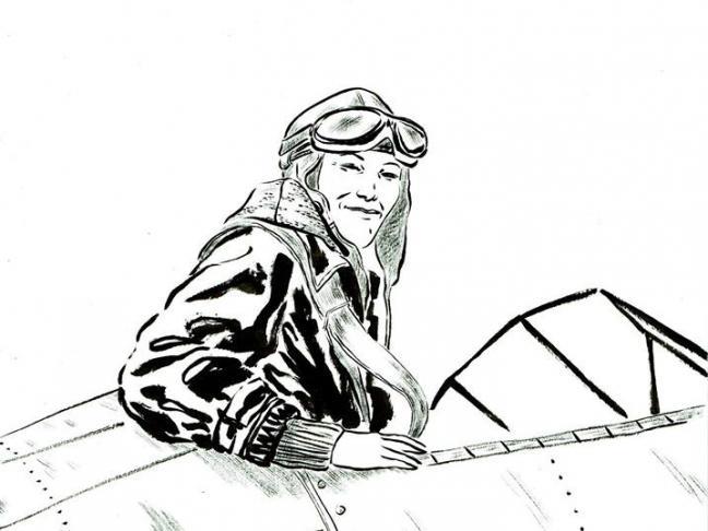 les grandes voyageuses - Claire Marsauche