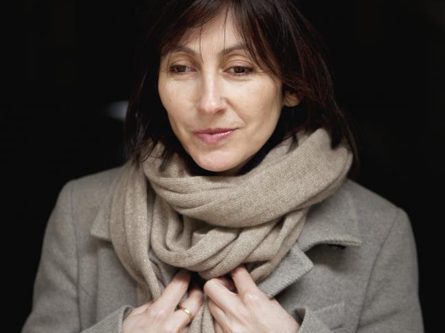 Café littéraire : Florence Seyvos