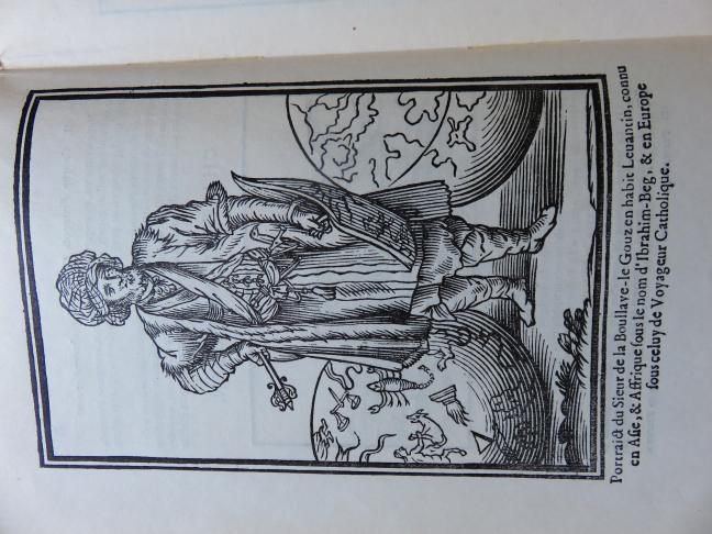 Voyager au XVIIe siècle avec Le Gouz de la Boullaye