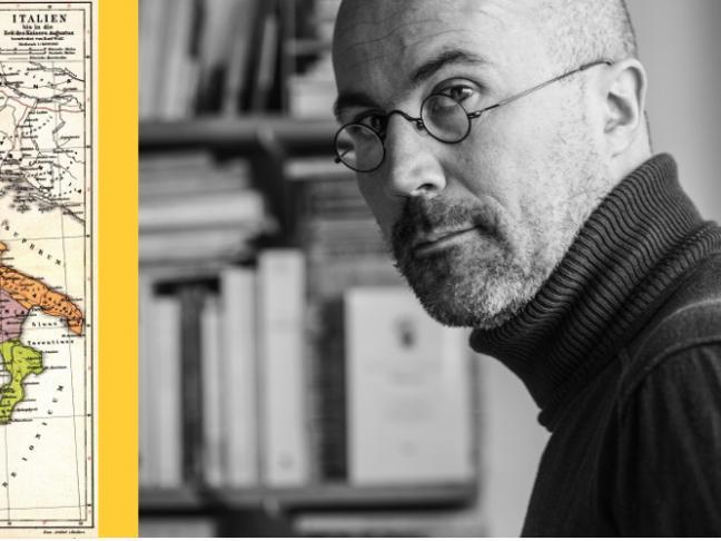 Ecole Buissonnière : Olivier Favier et la littérature italienne