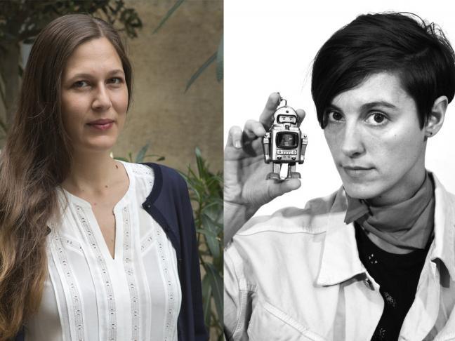 Nina Yargekov & Elitza Gueorguieva