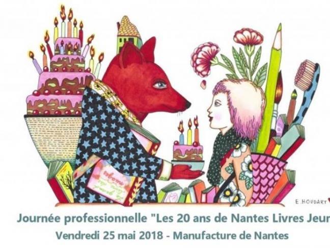 Les 20 ans de Nantes Livres jeunes