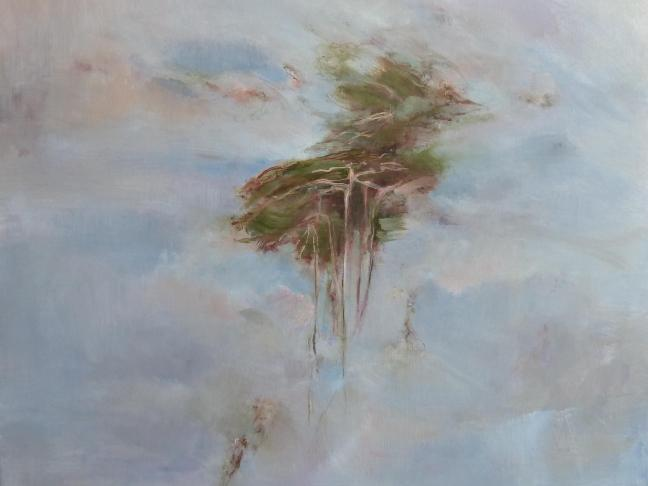 Vernissage : Quelques arbres en chemin, Sylvie Danto