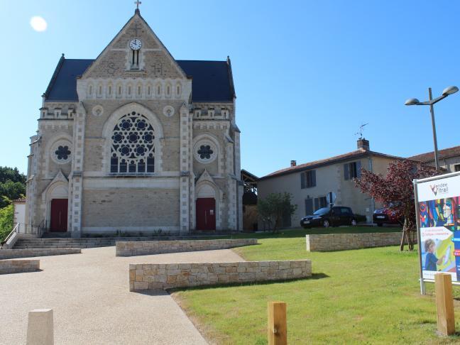 Balade estivale à Vendée Vitrail
