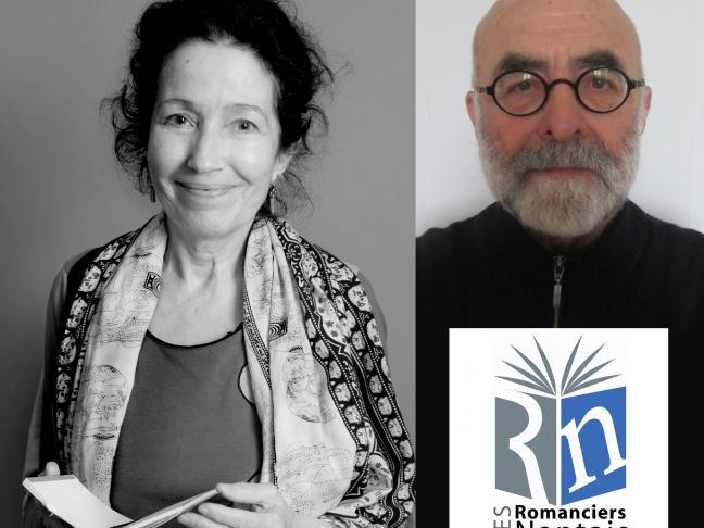 """Dédidace de """"Magie Loire"""" par Alain-Pierre Daguin et Sylvie Beauget"""