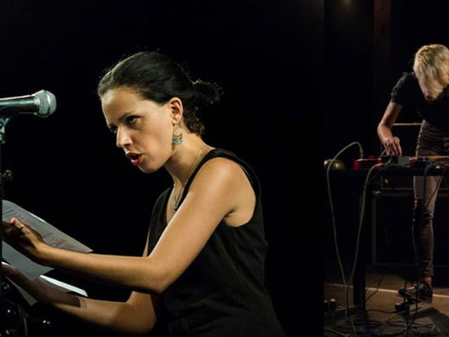 """""""À Suivre..."""", découverte de nouvelles voix, avec Maël Guesdon, Laura Vazquez & Clara de Asis"""