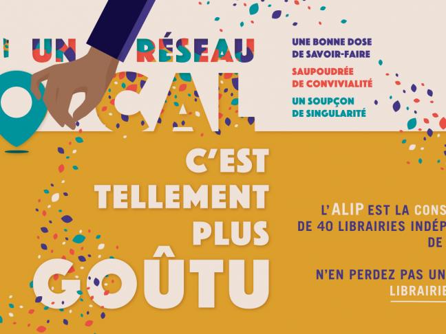 ALIP (association des librairies indépendantes en Pays de la Loire)
