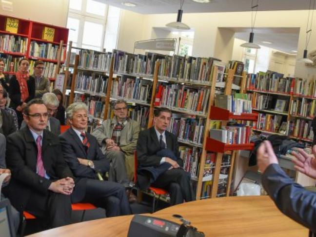 Une convention en faveur du livre et de la lecture