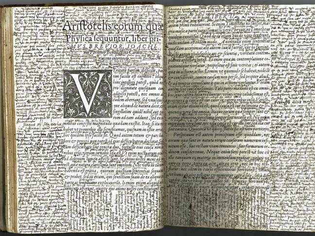 Les Bibliothèques humanistes ligériennes, de Pétrarque à Descartes