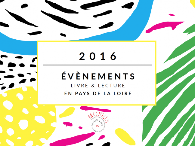 évènements littéraires 2016