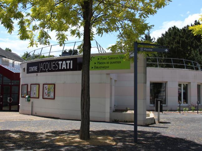 Bibliothèque Belle-Beille - Angers