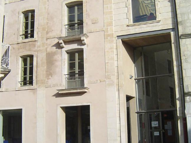 Médiathèque de Fontenay-le-Comte