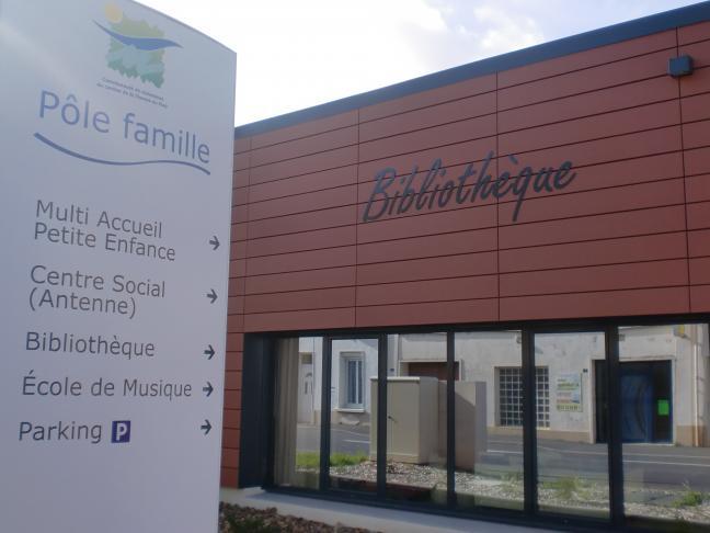 Service lecture publique de Mauges-sur-Loire