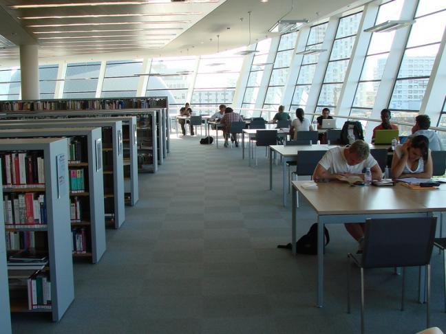 Bibliothèque Universitaire ICES
