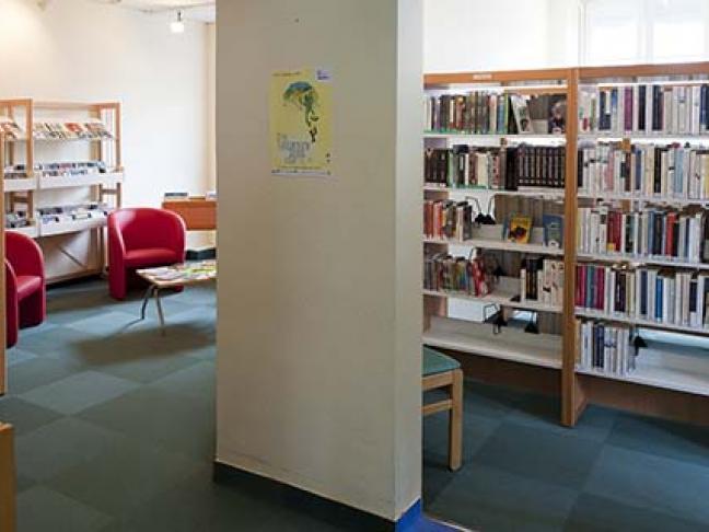 Bibliothèque du Centre Hospitalier Universitaire d'Angers