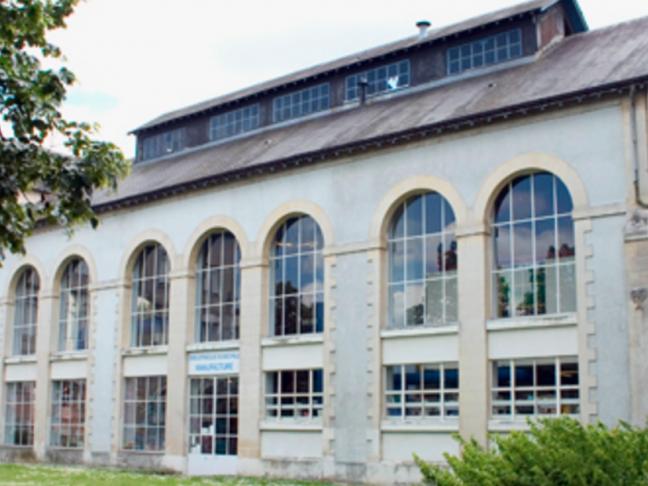 Bibliothèque de La Manufacture - Nantes