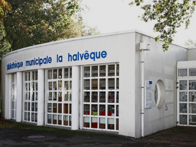 Bibliothèque de La Halvèque - Nantes
