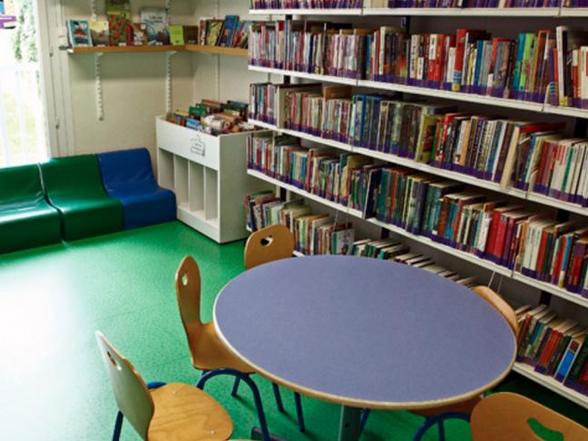 Bibliothèque du Breil-Malville - Nantes