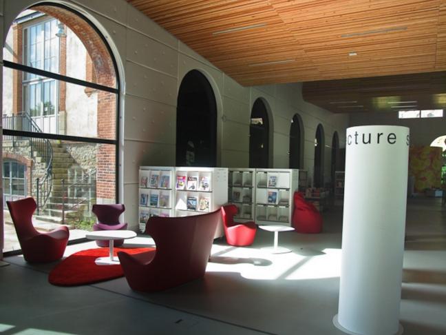Médiathèque de Couëron