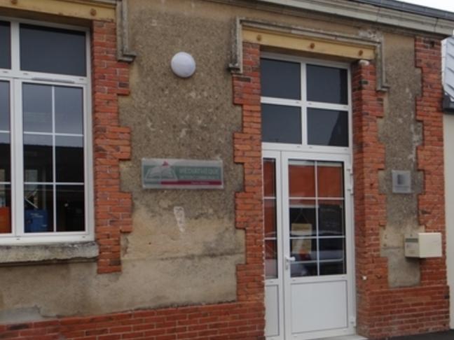 Médiathèque intercommunale de Sablé-sur-Sarthe - Espace Molière à Précigné