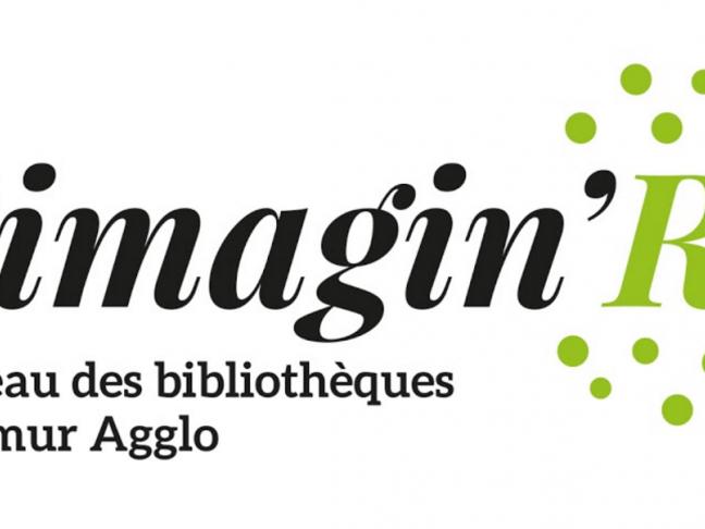 L'imagin'R - Réseau des bibliothèques, Communauté d'agglomération Saumur Val de Loire