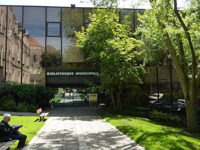 Médiathèque Toussaint