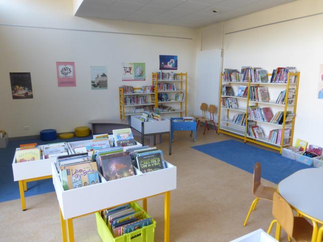 Bibliothèque de Saint-Mars-la-Brière