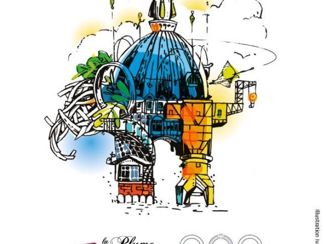"""Concours d'écriture de nouvelles """"Nantes 2049. En sortant de chez moi..."""""""