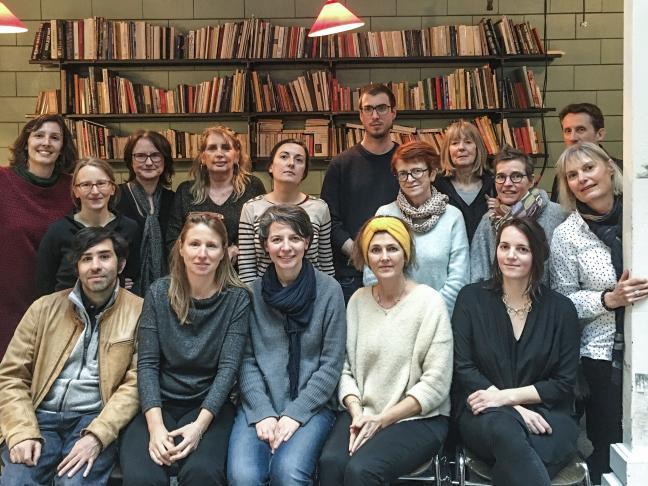 Fondation de l'association des correcteurs de langue française