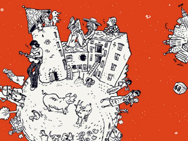 La Communauté, de Tanquerelle et Benoît : la BD d'une tentative d'utopie en Loire-Atlantique