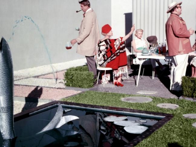 Jardins du cinéma, de Michel Berjon | Mobilis