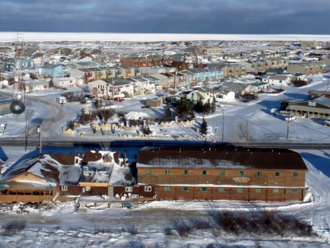 Churchill, Manitoba, d'Anthony Poiraudeau