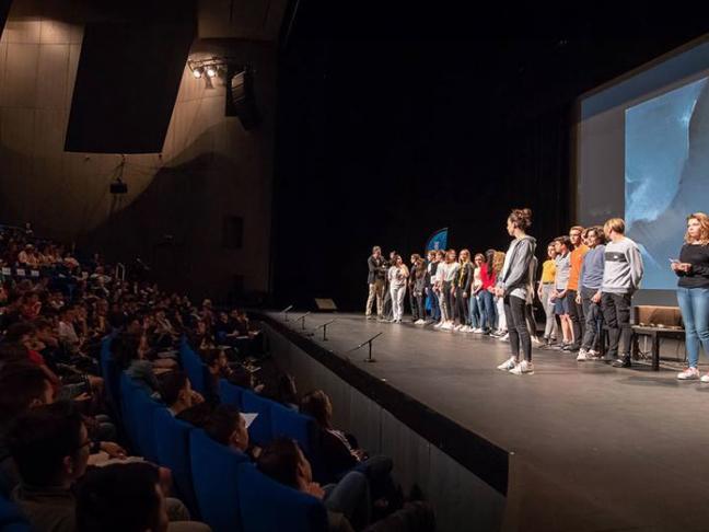Prix littéraire des lycéens des Pays de la Loire - édition 2018/2019