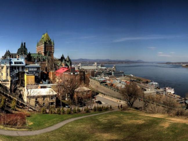 Vivre le Québec livres