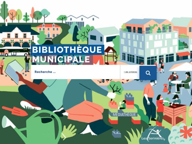 (Re) Naissance d'une bibliothèque - Les Sorinières (44)