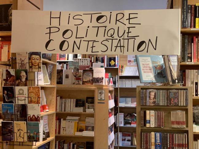Les libraires devraient réfléchir à leurs achats