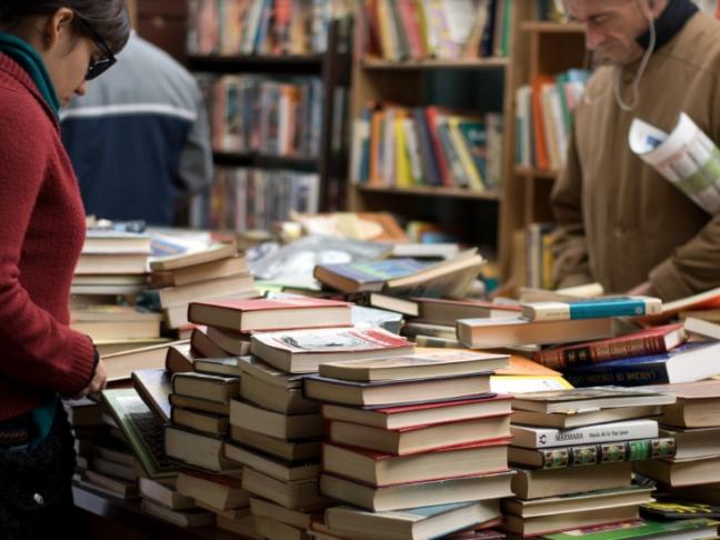 Recycler ses livres en soutenant l'économie durable